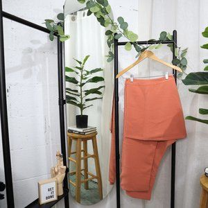 C/MEO Collective Asymmetrical Wrap Skirt